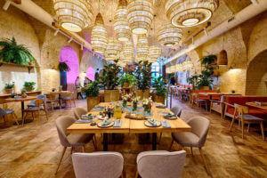 Поставка светотехники для освещения ресторанов
